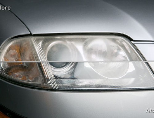 How to Restore Your Vehicle's Headlights