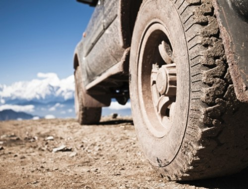 The Difference Between All-Wheel Drive & Four-Wheel Drive