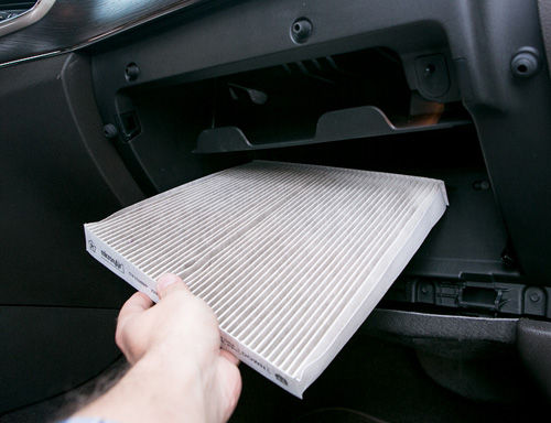 What's a Cabin Air Filter & When Should You Replace It?