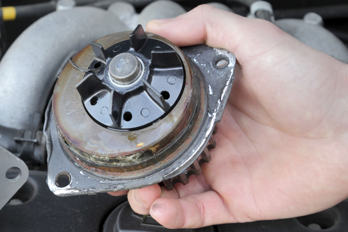 Why Do I Need to Change My Water Pump?